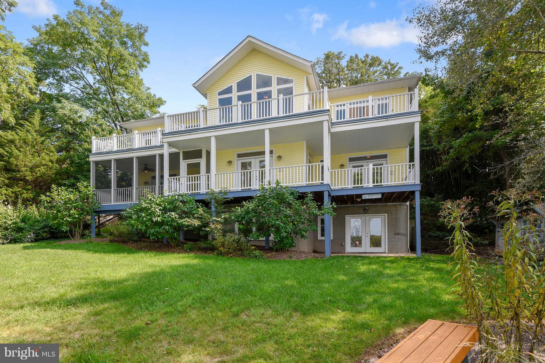 Single Family Home for Sale at 1024 Nabbs Creek Road 1024 Nabbs Creek Road Glen Burnie, Maryland 21060 United States