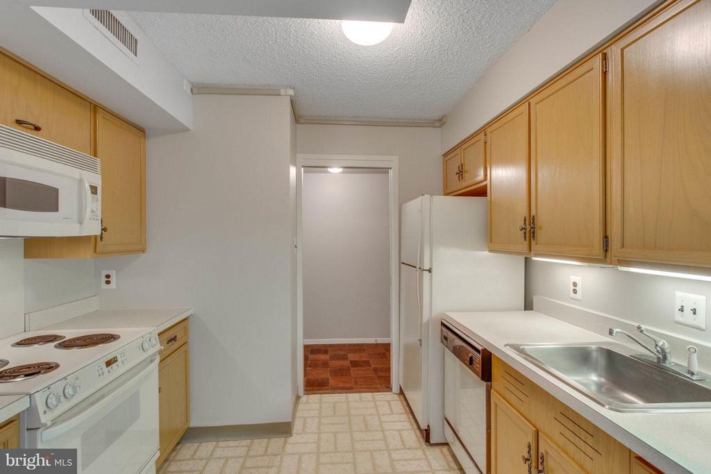 Kitchen - 3800 FAIRFAX DR #1009, ARLINGTON