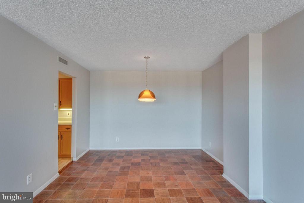Dining Room - 3800 FAIRFAX DR #1009, ARLINGTON