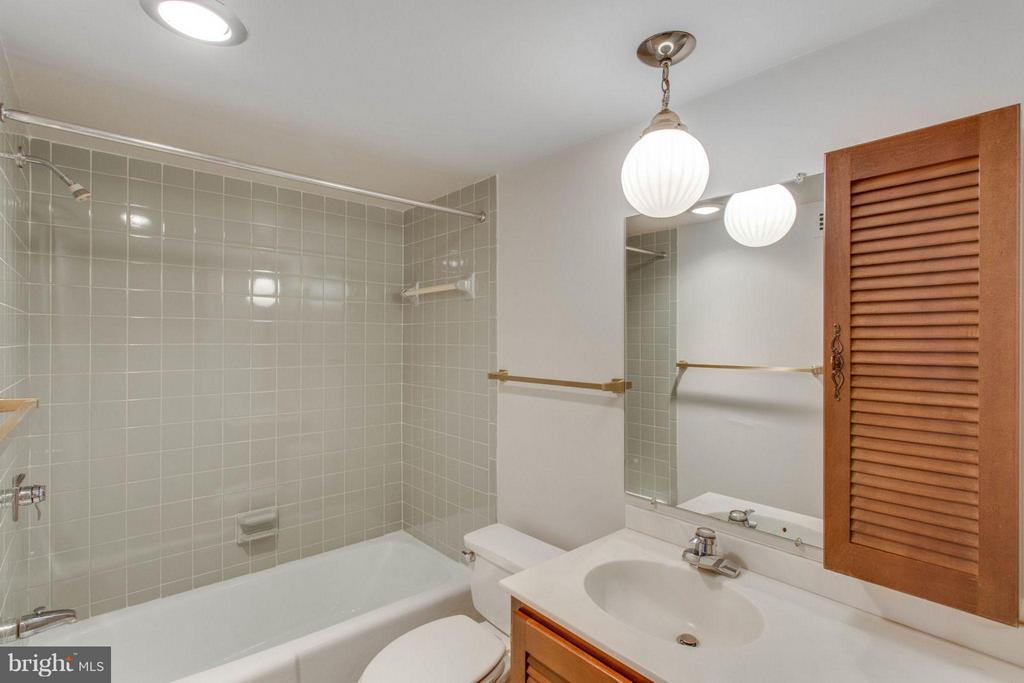 Bathroom Room - 3800 FAIRFAX DR #1009, ARLINGTON