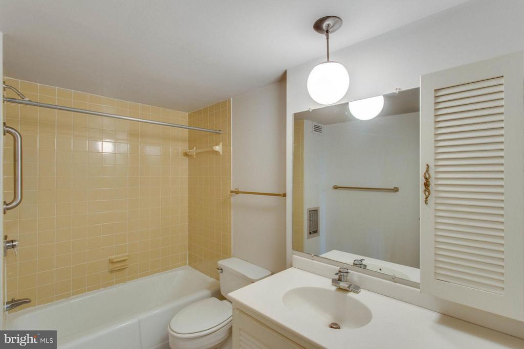 Master Bathroom - 3800 FAIRFAX DR #1009, ARLINGTON