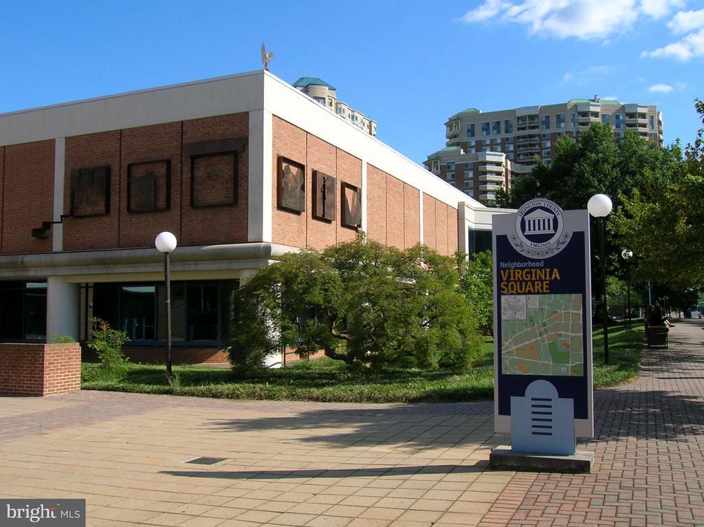 Arlington County Central Library - 3800 FAIRFAX DR #1009, ARLINGTON