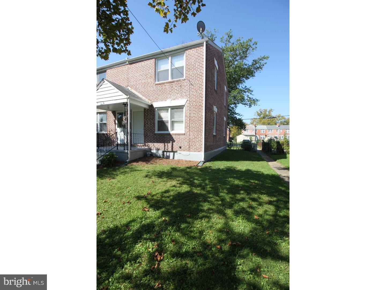 Enfamiljshus för Försäljning vid 249 FILBERT Avenue 249 FILBERT Avenue Elsmere, Delaware 19805 Förenta staterna