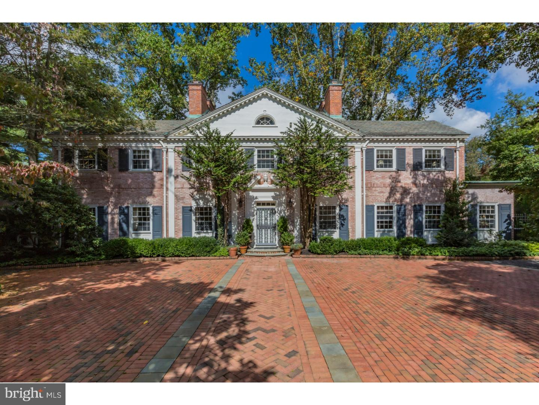 Single Family Home for Sale at 5 LAFAYETTE RD W Princeton, New Jersey 08540 United StatesMunicipality: Princeton