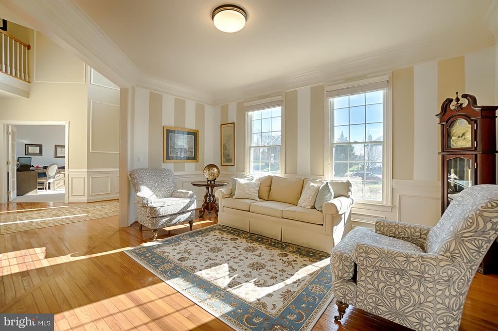 Lots of natural light throughout this home - 43256 HARPER MANOR CT, ASHBURN