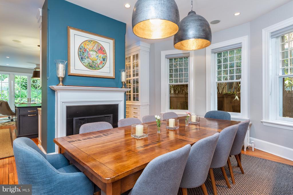 Dining Room - 1626 29TH ST NW, WASHINGTON