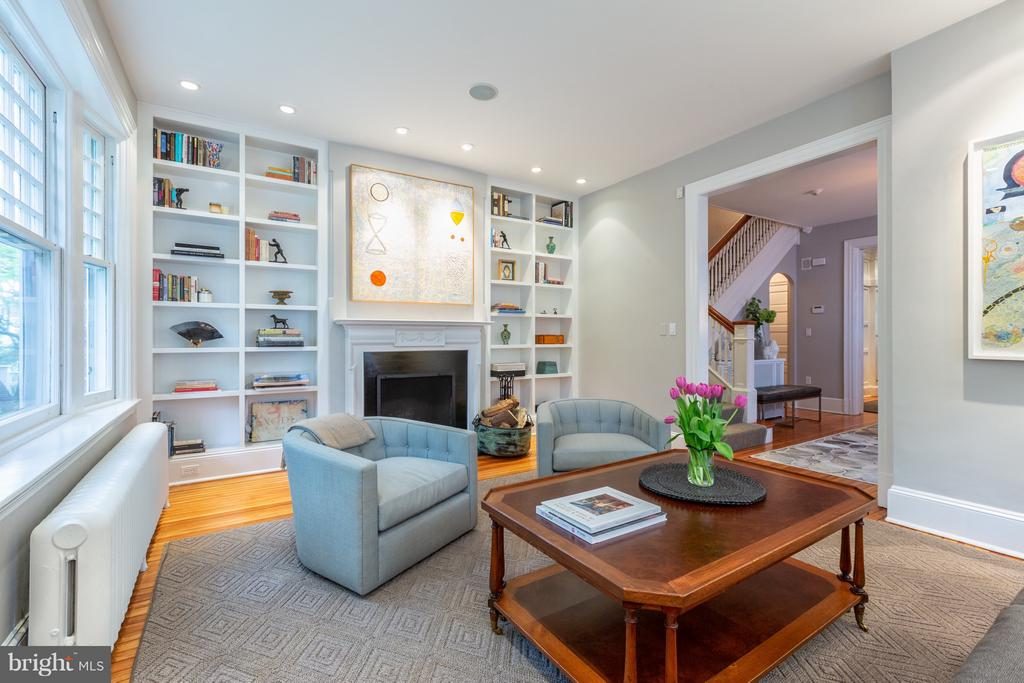 Family Room - 1626 29TH ST NW, WASHINGTON