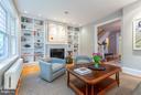 Family Room - 1626 29TH ST NW, WASHINGTON