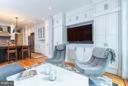Living Room - 1626 29TH ST NW, WASHINGTON
