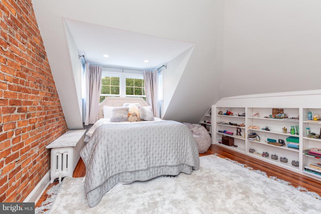 Bedroom - 1626 29TH ST NW, WASHINGTON