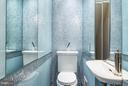 Powder Room - 1626 29TH ST NW, WASHINGTON