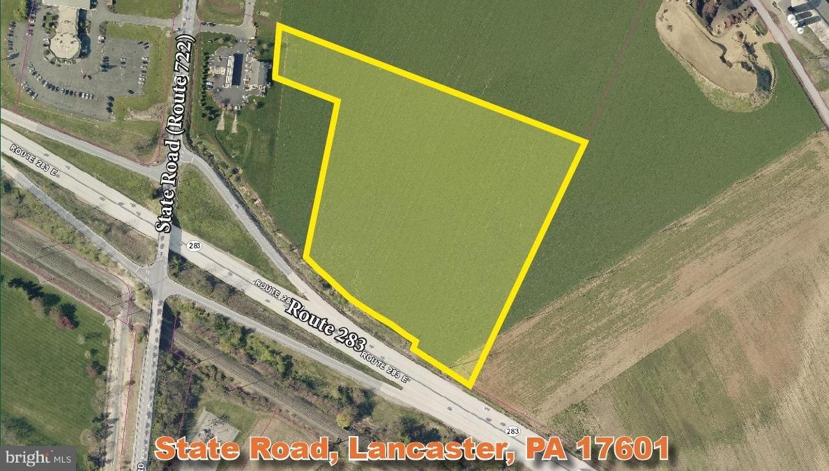Land for Sale at Lancaster, Pennsylvania 17601 United States