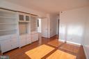 Master bedroom - 1200 BRADDOCK PL #705, ALEXANDRIA