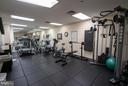 Fitness center - 1200 BRADDOCK PL #705, ALEXANDRIA