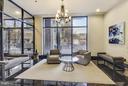 Gorgeous renovated lobby - 1001 N RANDOLPH ST #223, ARLINGTON