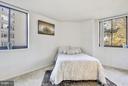 Private location w/ no adjoining neighbors - 1001 N RANDOLPH ST #223, ARLINGTON