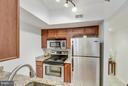 Your gourmet chef's kitchen - 1001 N RANDOLPH ST #223, ARLINGTON