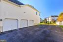 3 Car Side Entry Garage - 20290 KIAWAH ISLAND DR, ASHBURN