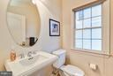 Main Level Powder Room - 20290 KIAWAH ISLAND DR, ASHBURN