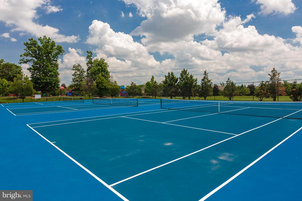 Clay Tennis Courts - 20290 KIAWAH ISLAND DR, ASHBURN