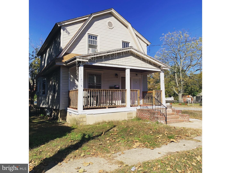 Duplex for Sale at 225 THOMSON Avenue Paulsboro, New Jersey 08066 United States
