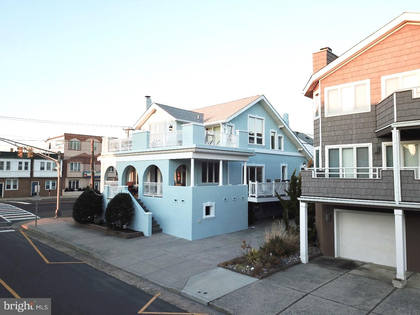 Single Family Home for Sale at 101 S BUFFALO Avenue Ventnor City, New Jersey 08406 United States