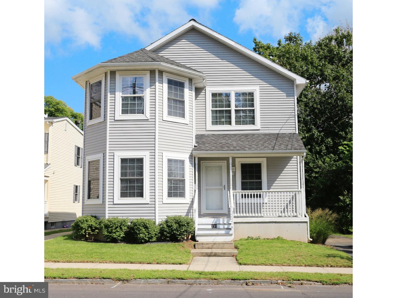 Single Family Home for Sale at 231 S MAIN Street Pennington, New Jersey 08534 United StatesMunicipality: Pennington Borough