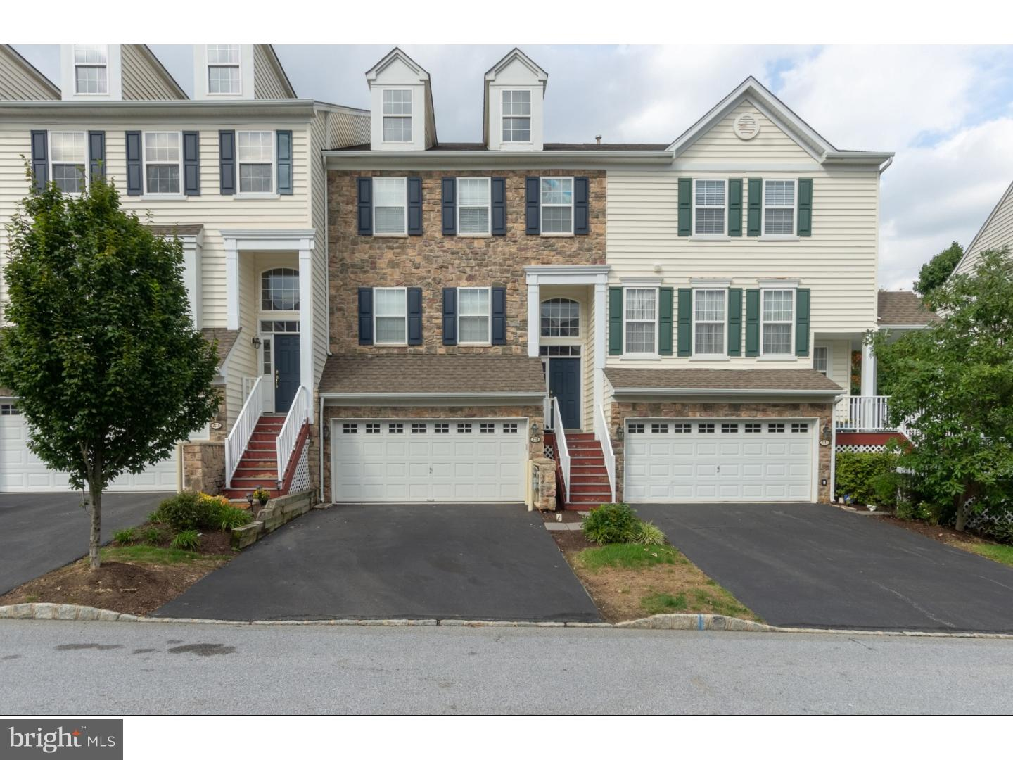 Photo of home for sale at 2713 Whittleby Court, West Chester PA
