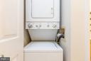 Washer/Dryer - 1130 N STAFFORD ST #B, ARLINGTON