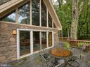 Views from inside and outside the house - 7621 STEWART HILL RD, ADAMSTOWN