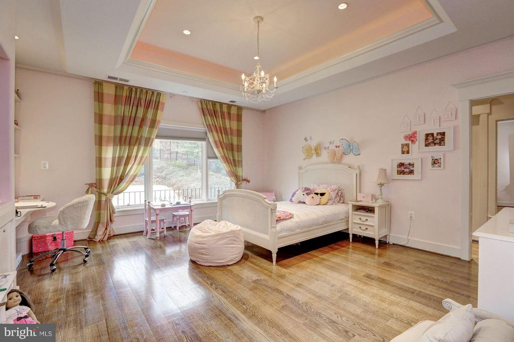 Bedroom for a