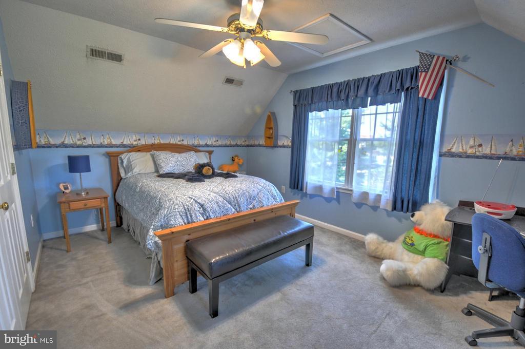 Bedroom - 1028 NOBLE LN, BERRYVILLE