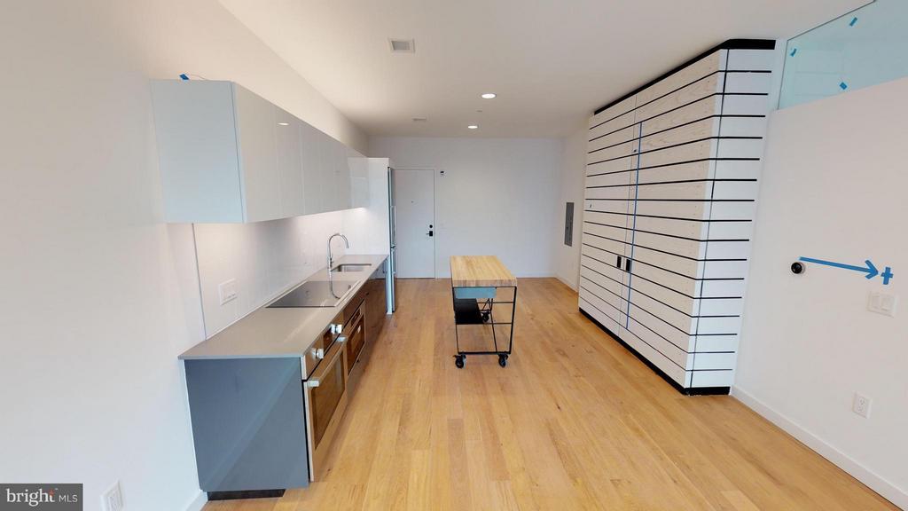 Kitchen - 57 N ST NW #UNIT 308, WASHINGTON
