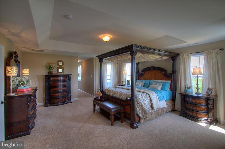 Bedroom (Master) - MONTICELLO DR, STAFFORD