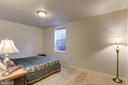 Basement// Bedroom 5 - 65 SAINT GEORGES DR, STAFFORD