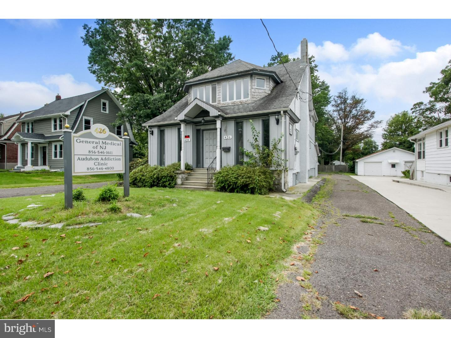 Property for Sale at 426 S WHITE HORSE PIKE Audubon, New Jersey 08106 United States