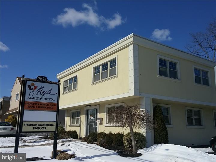 Частный односемейный дом для того Продажа на 7675 MAPLE Avenue Pennsauken, Нью-Джерси 08109 Соединенные Штаты