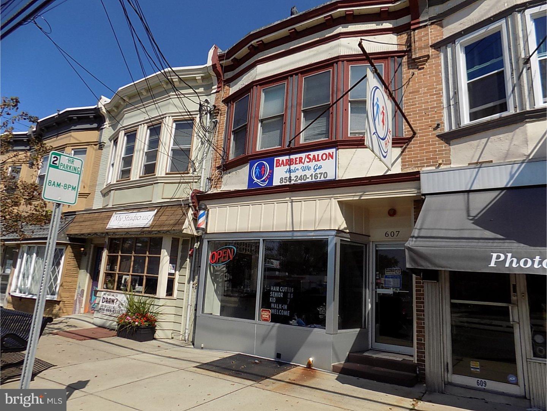 Частный односемейный дом для того Продажа на 607 WHITE HORSE PIKE Oaklyn, Нью-Джерси 08107 Соединенные Штаты