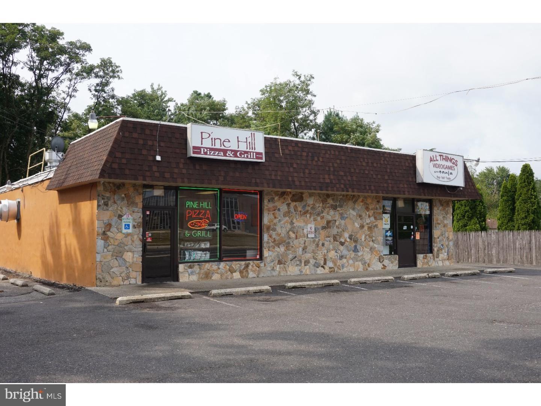Kleinhandel voor Verkoop op Pine Hill, New Jersey 08021 Verenigde Staten