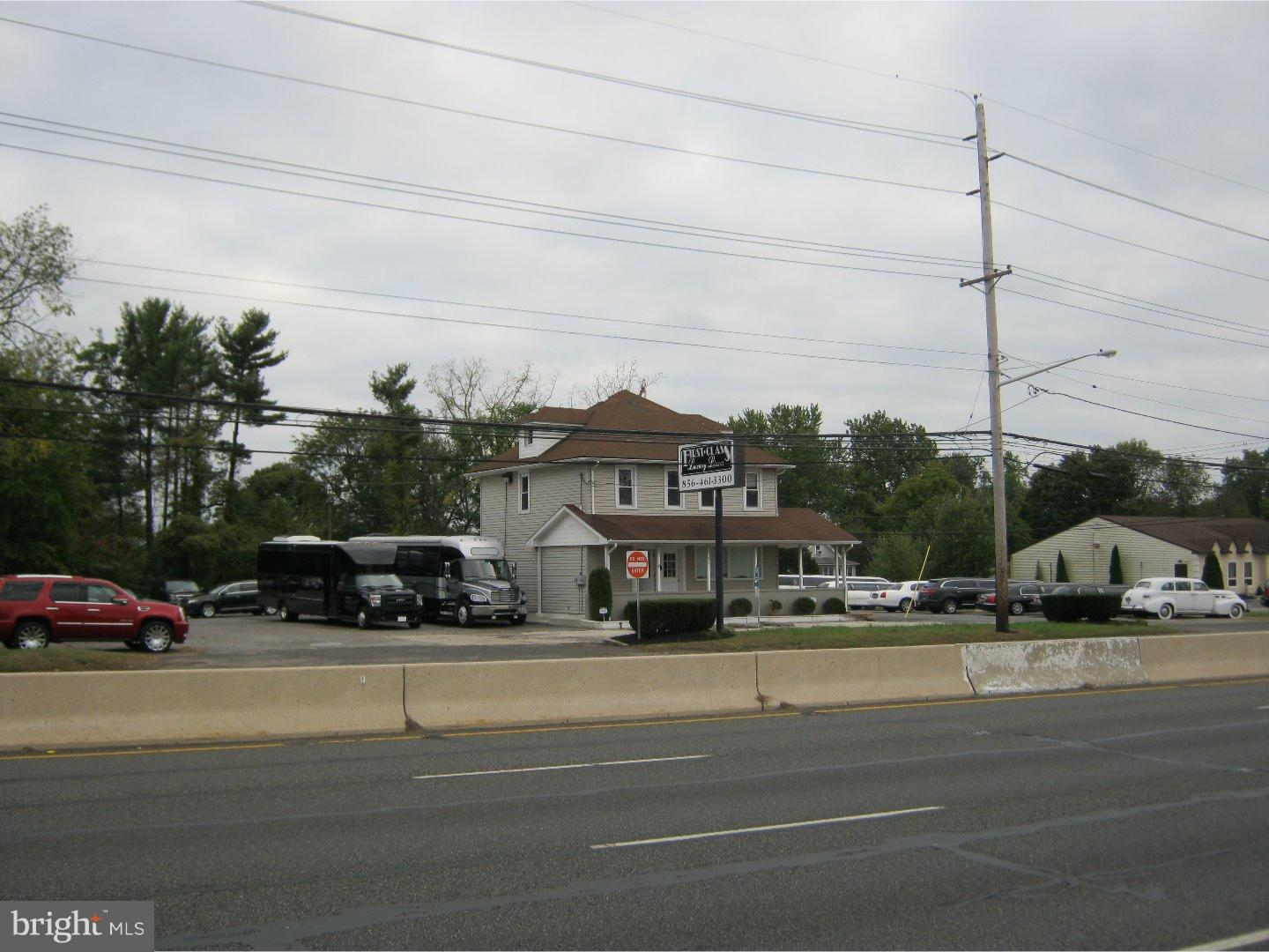 Single Family Home for Sale at 4142 ROUTE 130 Willingboro Township, New Jersey 08046 United States