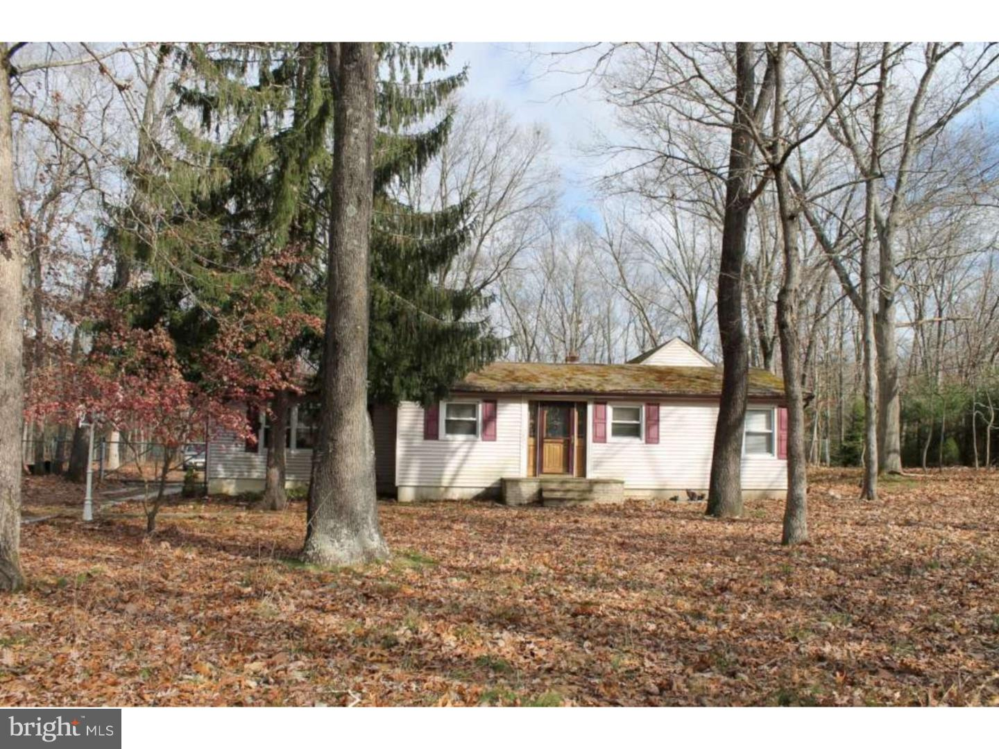 Single Family Home for Sale at Tabernacle Twp, New Jersey 08088 United States