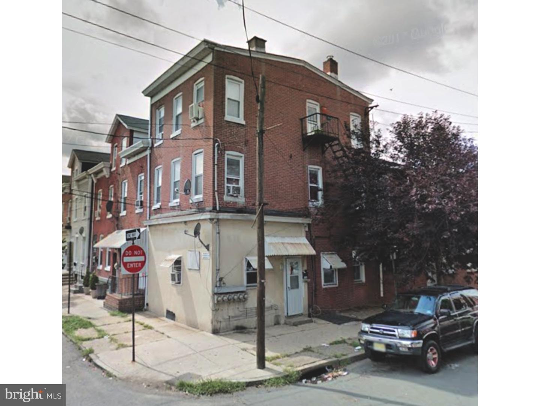 Multi Family for Sale at 158 KENT Street Trenton, New Jersey 08611 United StatesMunicipality: Trenton City, Trenton City
