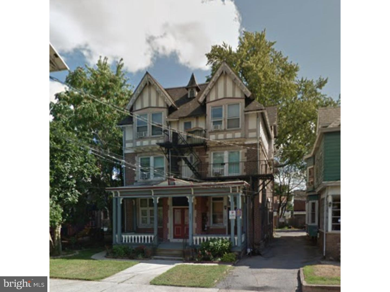 Multi Family for Sale at 307 HAMILTON Avenue Trenton, New Jersey 08609 United StatesMunicipality: Trenton City, Trenton City