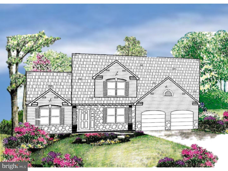 Single Family Homes per Vendita alle ore Wernersville, Pensilvania 19565 Stati Uniti