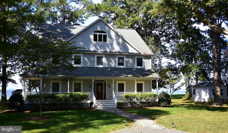 Single Family Homes для того Продажа на Claiborne, Мэриленд 21624 Соединенные Штаты