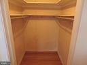 Master Organized Closet - 8803 NW HIGDON DR, VIENNA