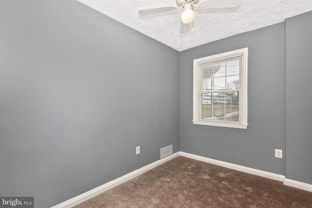 Bedroom #3 - 7107 GOUGH ST, BALTIMORE