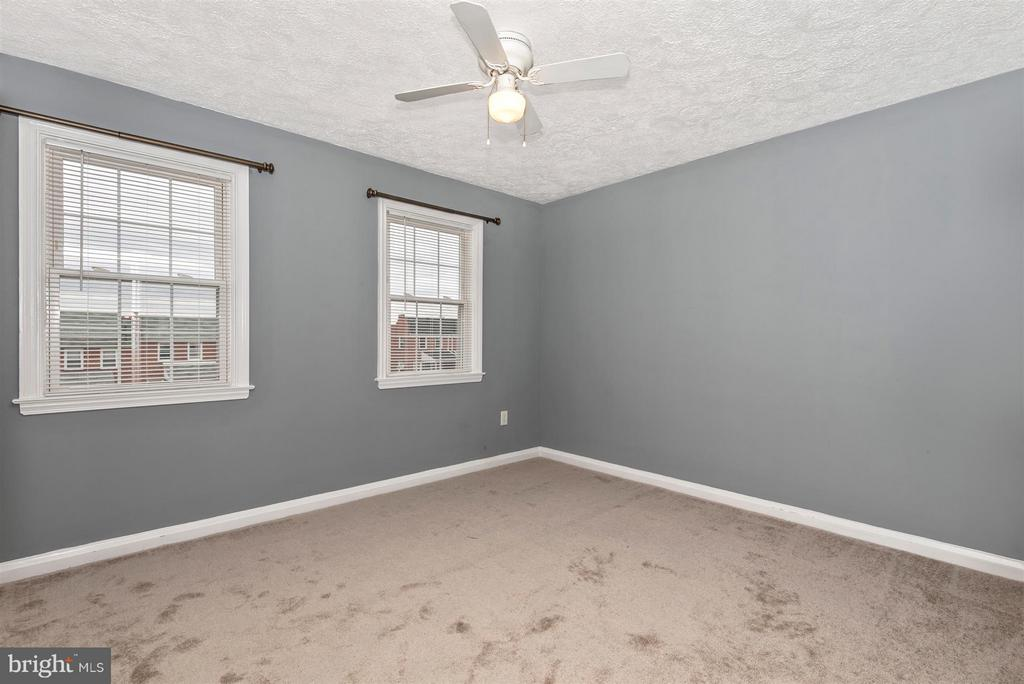 Master Bedroom - 7107 GOUGH ST, BALTIMORE