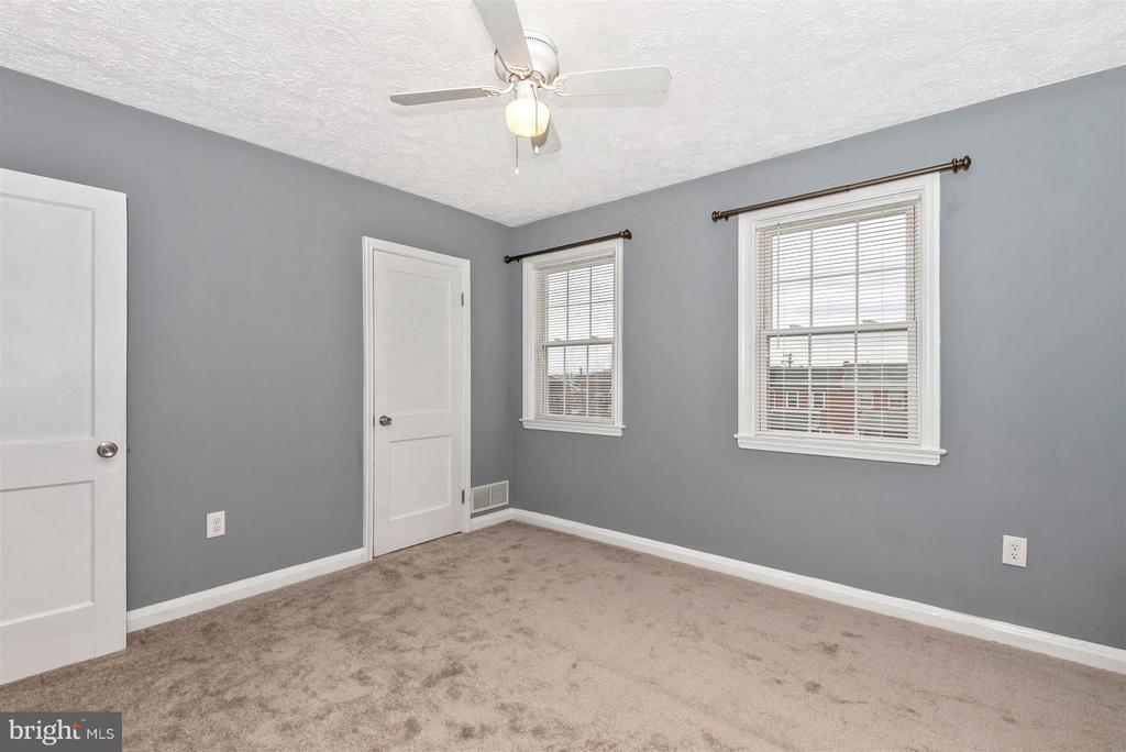 Master Bedroom - 7107 GOUGH ST, BALTIMORE