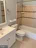 Master Bathroom #1 has Updated Shower Surround - 103 MAYFAIR PL, STAFFORD